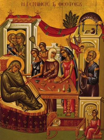 nativity of theotokos