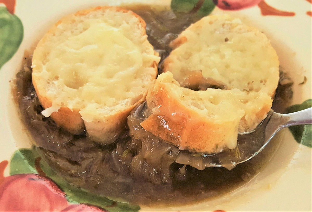 No-Fuss French Onion Soup