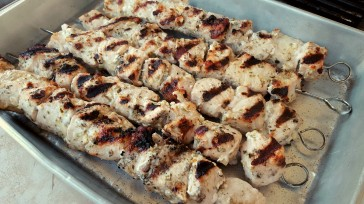 Greek Souvlaki in Recipes