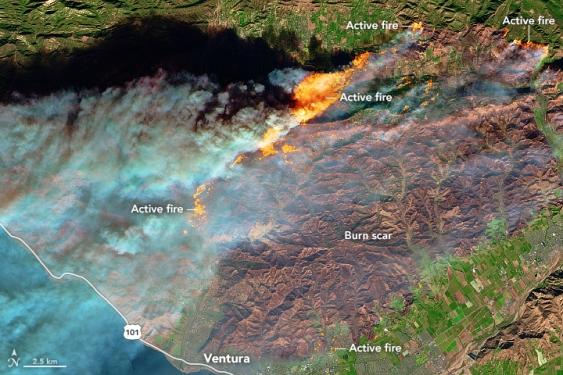 burn map