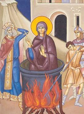 Martyrdom of St_ Paraskevi